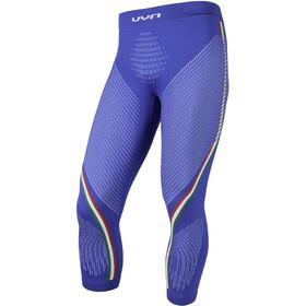 UYN Natyon Italy UW Spodnie warstwa średnia Mężczyźni, niebieski